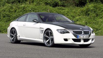 2006 AC Schnitzer 6er Tension - street version ( based on BMW 6er ) 5