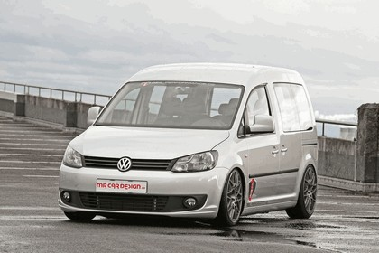 2011 Volkswagen Caddy Type-2K by MR Car Design 1