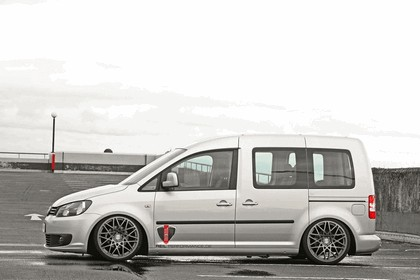 2011 Volkswagen Caddy Type-2K by MR Car Design 3
