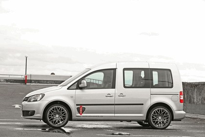 2011 Volkswagen Caddy Type-2K by MR Car Design 5