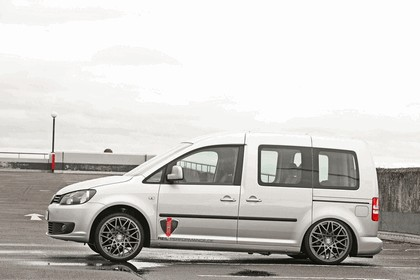 2011 Volkswagen Caddy Type-2K by MR Car Design 6