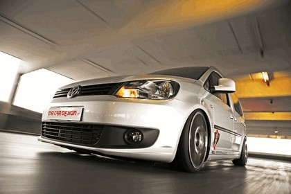 2011 Volkswagen Caddy Type-2K by MR Car Design 9