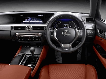 2012 Lexus GS 450h F-Sport - Japan version 2