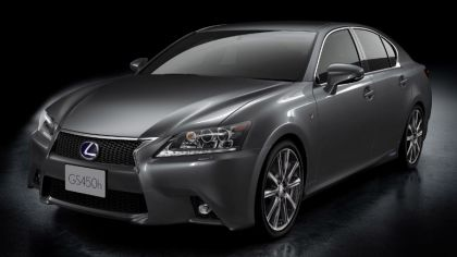 2012 Lexus GS 450h F-Sport - Japan version 9