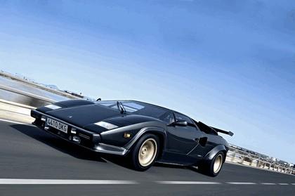 1985 Lamborghini Countach 5000 Quattrovalvole - USA version 1