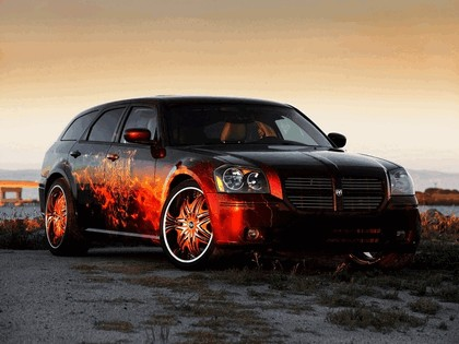 2005 Dodge Magnum by Cats Roar 4
