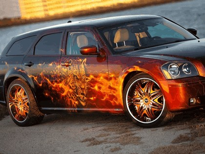 2005 Dodge Magnum by Cats Roar 6