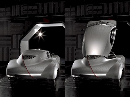 2006 BMW Concept Coupe Mille Miglia 16