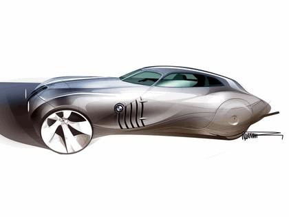 2006 BMW Concept Coupe Mille Miglia 17