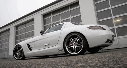 2011 Mercedes-Benz SLS AMG by Senner Tuning 4