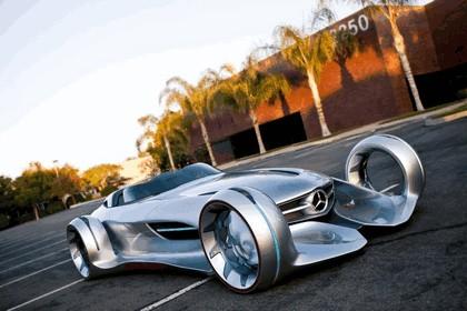 2011 Mercedes-Benz Silver Arrow concept 1
