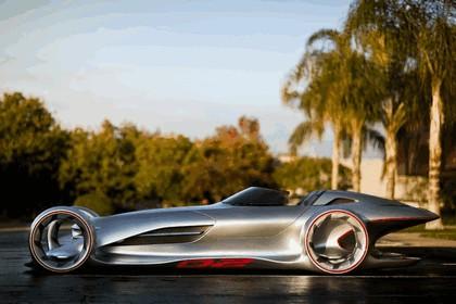 2011 Mercedes-Benz Silver Arrow concept 3