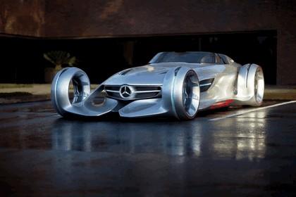 2011 Mercedes-Benz Silver Arrow concept 4