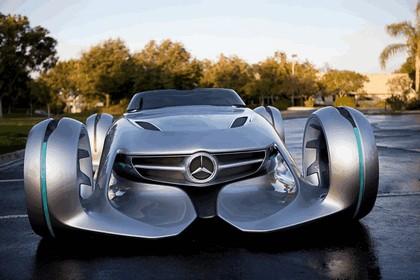 2011 Mercedes-Benz Silver Arrow concept 7