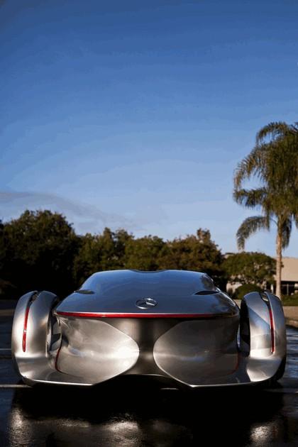 2011 Mercedes-Benz Silver Arrow concept 8