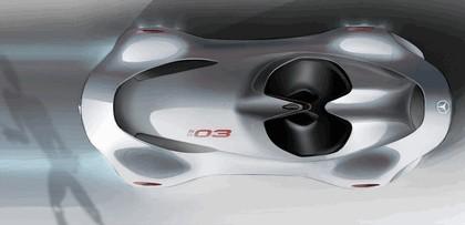 2011 Mercedes-Benz Silver Arrow concept 10