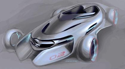 2011 Mercedes-Benz Silver Arrow concept 11