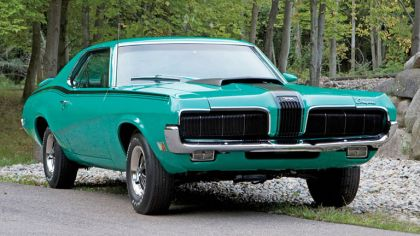 1970 Mercury Cougar Eliminator 428 Super Cobra Jet 6