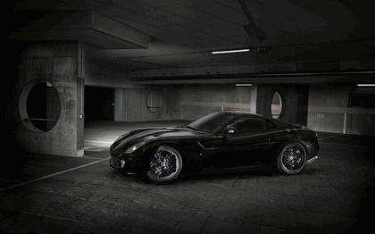 2011 Ferrari 599 GTB Fiorano Comte Noir by Graf Weckerle 1