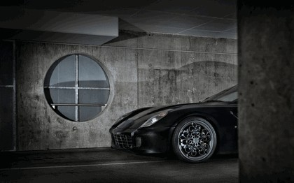 2011 Ferrari 599 GTB Fiorano Comte Noir by Graf Weckerle 5
