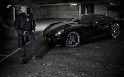 2011 Ferrari 599 GTB Fiorano Comte Noir by Graf Weckerle 6