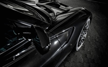 2011 Ferrari 599 GTB Fiorano Comte Noir by Graf Weckerle 13