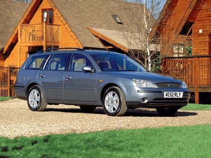 2000 Ford Mondeo station wagon - UK version 1