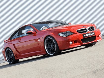2006 BMW M6 widebody by Hamann 2