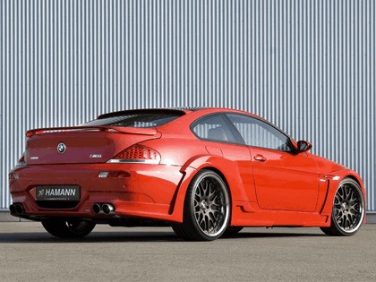 2006 BMW M6 widebody by Hamann 5