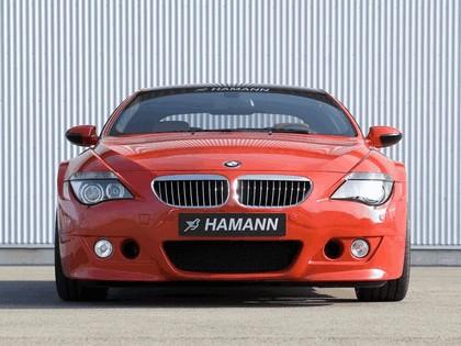 2006 BMW M6 widebody by Hamann 11