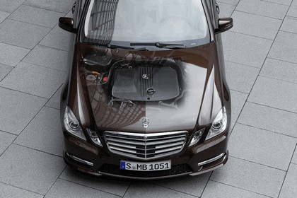 2011 Mercedes-Benz E300 BlueTec Hybrid 4