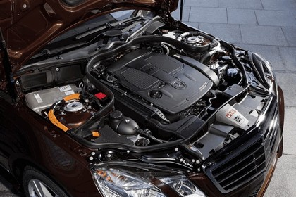 2011 Mercedes-Benz E400 Hybrid 5