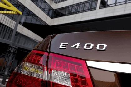 2011 Mercedes-Benz E400 Hybrid 6