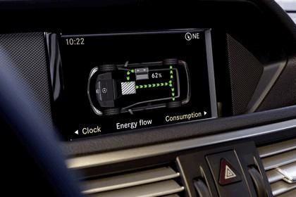 2011 Mercedes-Benz E400 Hybrid 9