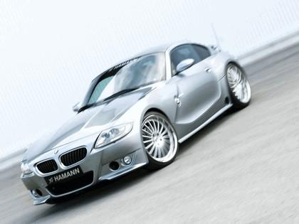 2006 BMW Z4 M coupé by Hamann 1