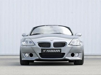 2006 BMW Z4 M coupé by Hamann 17