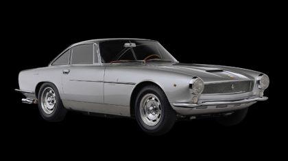 1960 Ferrari 250 GT Prototype EW by Bertone 7