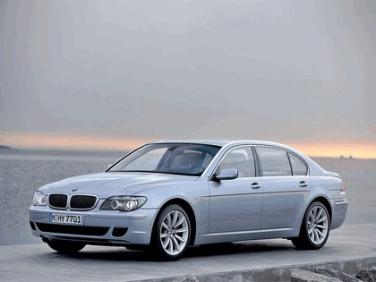 2006 BMW Hydrogen 7 6