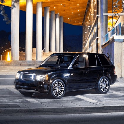2012 Land Rover Range Rover Sport Stromen RRS Edition Carbon 10