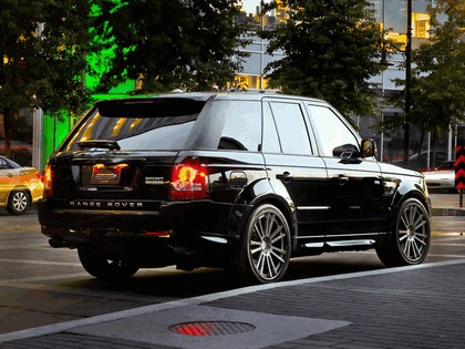 2012 Land Rover Range Rover Sport Stromen RRS Edition Carbon 11