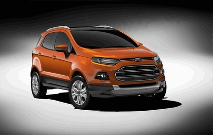 2012 Ford EcoSport concept 1