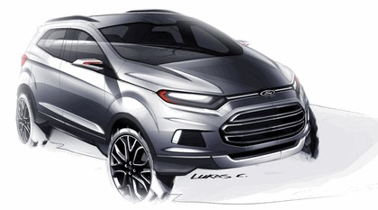 2012 Ford EcoSport concept 8
