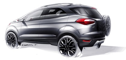 2012 Ford EcoSport concept 9
