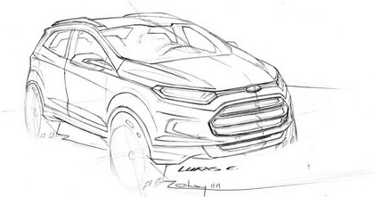 2012 Ford EcoSport concept 10