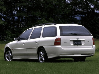 1996 Ford Mondeo GT station wagon - Japan version 2
