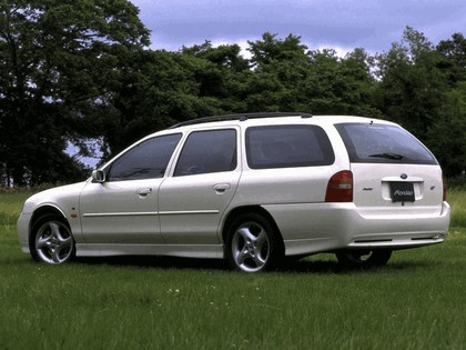 1996 Ford Mondeo GT station wagon - Japan version 3