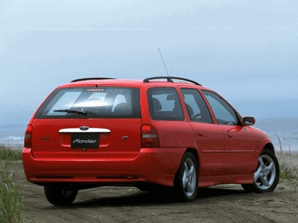 1996 Ford Mondeo GT station wagon - Japan version 5