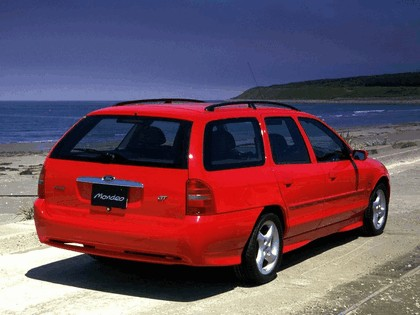 1996 Ford Mondeo GT station wagon - Japan version 6