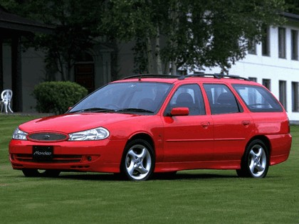 1996 Ford Mondeo GT station wagon - Japan version 7