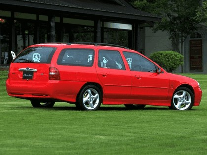 1996 Ford Mondeo GT station wagon - Japan version 8